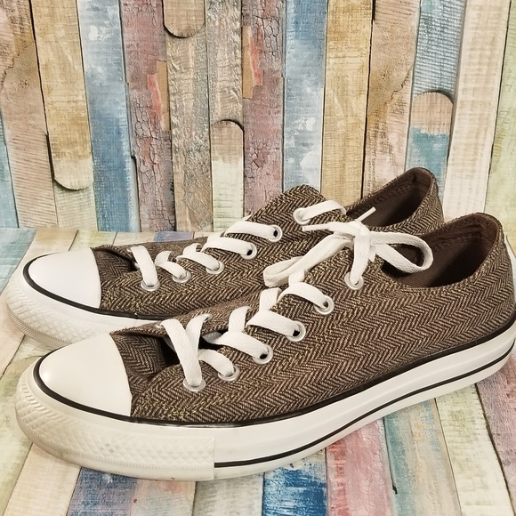 Converse Shoes | Converse Mens 7 Camel Colored Euc | Poshmark